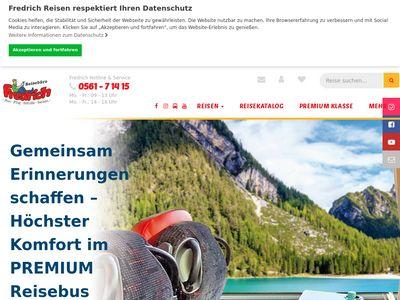 Reisebüro Fredrich GmbH