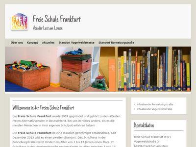 Freie Schule Frankfurt