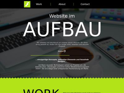 Fresh-x webdesign