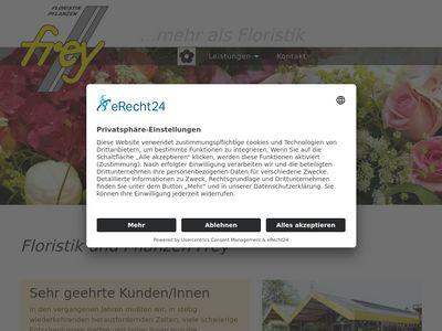 Floristik und Pflanzen Frey