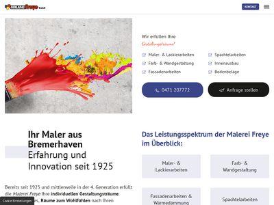 Malerei Freye GmbH