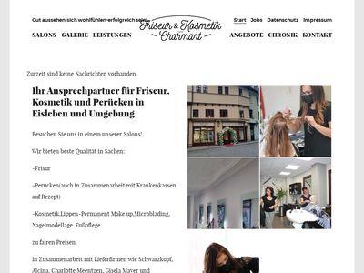 Friseur + Kosmetik Charmant GmbH