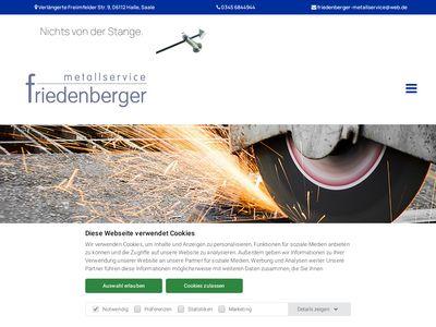 Uwe Friedenberger Metallbau