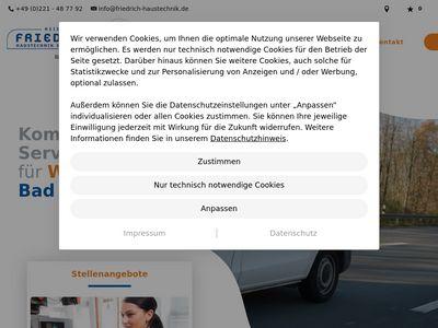 Friedrich Haustechnik GmbH & Co. KG