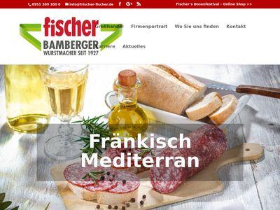 Fischer Anton Fleischwaren