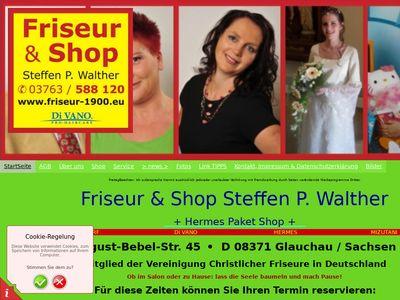 Friseur + Shop Steffen P. Walther