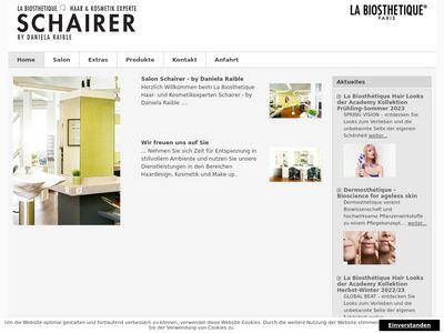 Friseur Schairer Inh. Daniela Raible