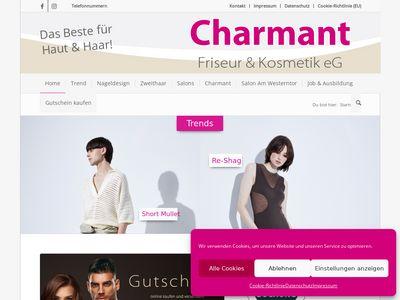 Friseur + Kosmetik eG Charmant