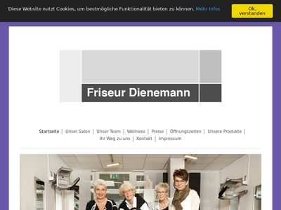Friseur Dienemann