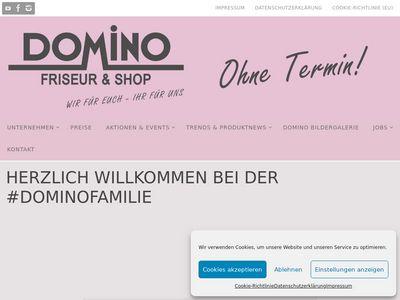 DOMINO Friseur + Shop Rolph Limbacher e.K.