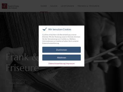 Frank + Friseure Salon Grabowski