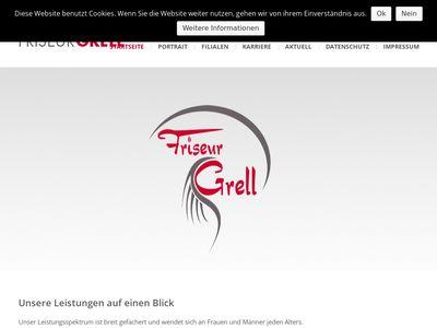 Friseur Grell