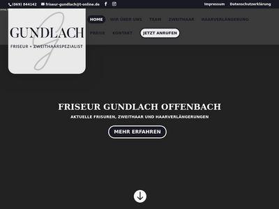 Bettina Gundlach Friseurmeisterin