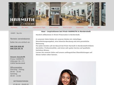 Friseur Harmuth