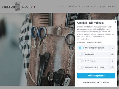 Friseur Josupeit