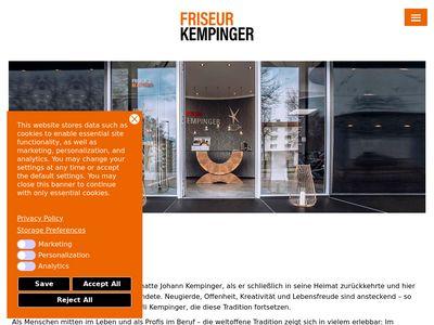 Friseur Kempinger Augsburg