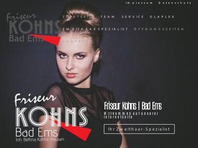 Friseur Kohns GmbH