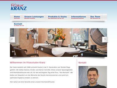 Friseur-Kranz