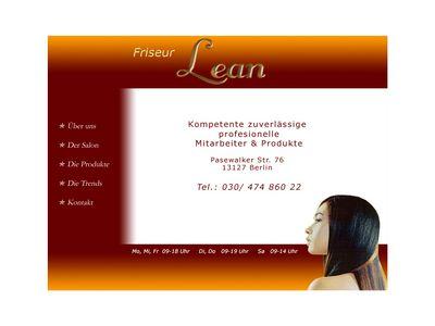 Friseur Lean