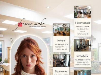 Friseur Mohr