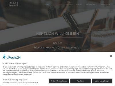 Friseur und Kosmetik Haarpflege GmbH