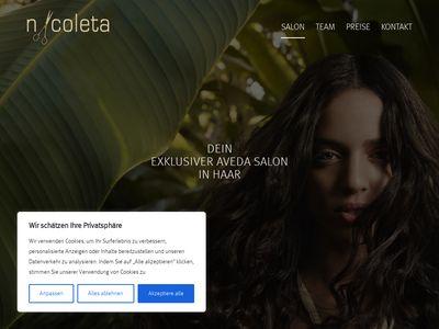 Ihr Friseur, Nicoleta