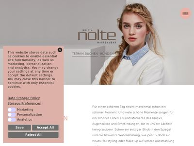Britta Nolte - Haare & mehr