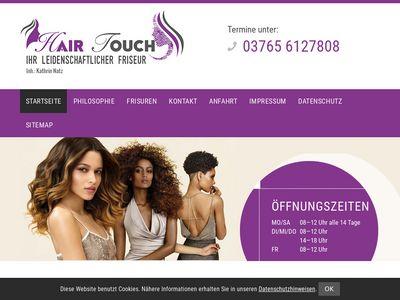 Salon Hair Touch Kathrin Natz