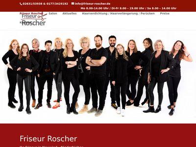 Friseur Roscher Inh. Anke Rindt