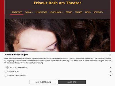 Friseur Roth am Komturplatz bei Gina