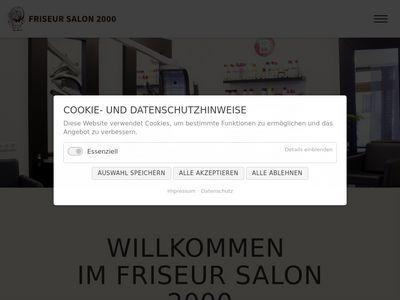 Friseur Salon 2000