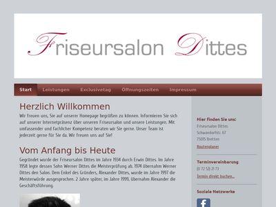 Friseursalon Dittes
