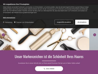 Salon Hylla Friseur