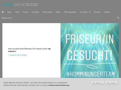 Haupt Sache Schmitz-Stein