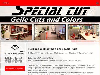 Special Cut Friseur