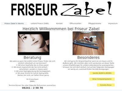 Friseur Zabel