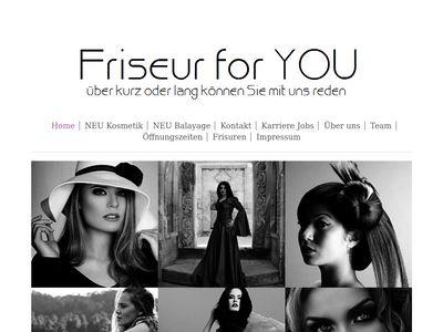 Friseur for You Friseursalon