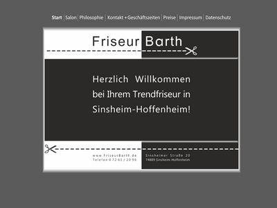 WALTER BARTH Friseur
