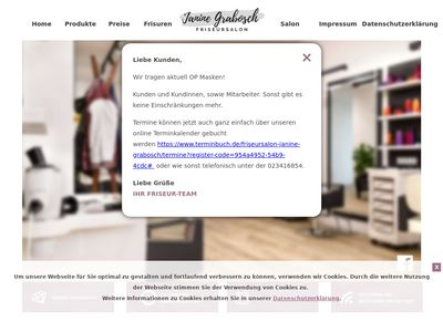 Friseursalon Janine Grabosch