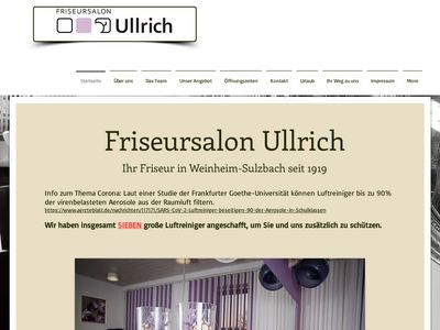 Friseursalon Ullrich