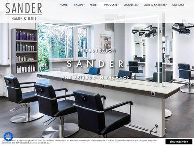 Friseure Sander