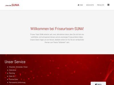 Friseur Team Suna