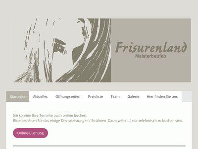 Frisurenland Inh. A. Obenland
