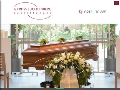Adolf Fritz Beerdigungen Inh. Klaus Luchtenberg