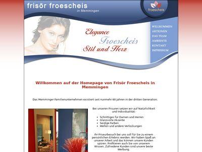 Frisör Froescheis