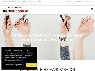 Fuchs Hair-Fashion