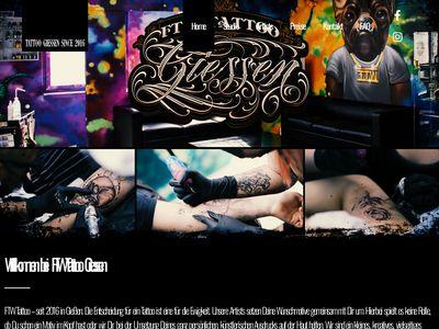 FTW Tattoo Giessen