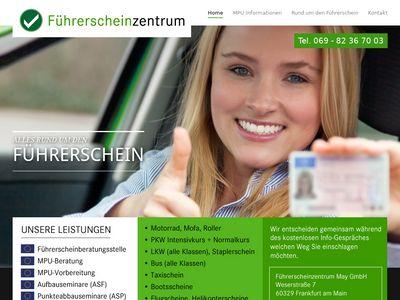 Führerscheinzentrum May GmbH