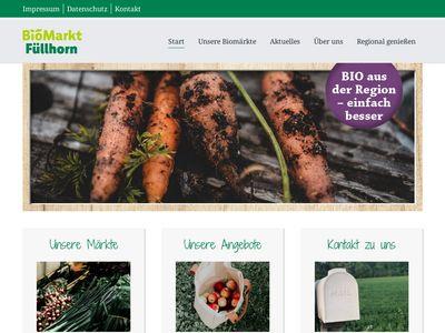 Füllhorn Biomarkt Karlsruhe