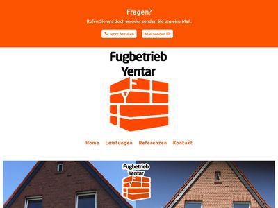 Ibrahim Yentar Webdesign